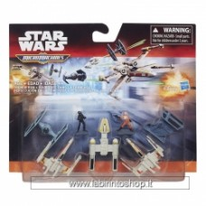 Star Wars Episode IV: Micro Machines Deluxe Vehicle Pack - Trench Run