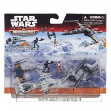 Star Wars Episode IV: Micro Machines Deluxe Vehicle Pack - Galactic Showdown