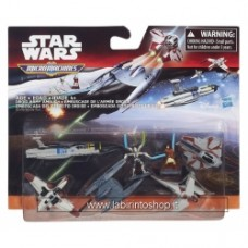 Star Wars Episode IV: Micro Machines Deluxe Vehicle Pack - droid army ambush