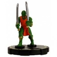 Kobra Fanatic #015 Veteran DC Heroclix Unleashed