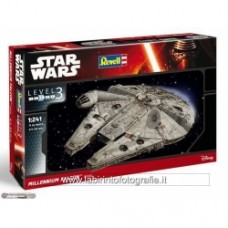 REVELL Level 3 STAR WARS MILLENNIUM FALCON # 03600