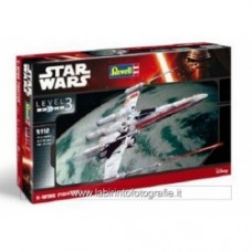 REVELL Level 3 STAR WARS X-wing Fighter # 03601