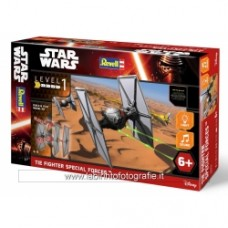 REVELL Level 1 STAR WARS First Order Special Forces Tie Fighter 06751 light and sound