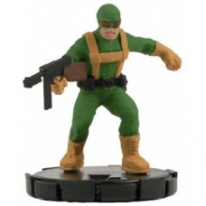 HYDRA Footsoldier #001 Rookie Marvel Heroclix Sinister
