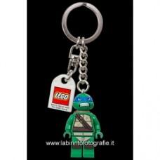 LEGO Teenage Mutant Ninja Turtles Leonardo Key Chain