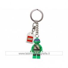 LEGO Teenage Mutant Ninja Turtles Donatello Key Chain