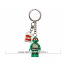 LEGO Teenage Mutant Ninja Turtles Raphael Key Chain