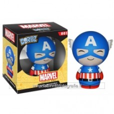 Marvel Captain America Dorbz Vinyl Figure
