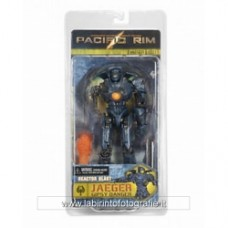Pacific Rim - 7 Inch Deluxe Action Figure - Series 6 - Reactor Blast Gipsy Danger