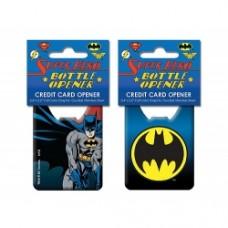 Batman Iconic Credit Card Bottle Opener