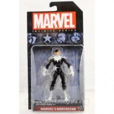 "Marvel Infinite Northstar 3.75"" Action Figure"