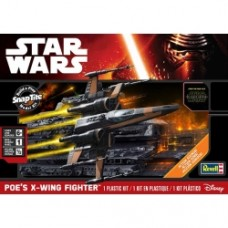 REVELL Level 1 Star Wars The Force Awakens Resistance X-Wing Fight
