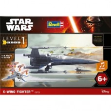 REVELL Level 1 Resistance X-Wing Fighter (con suoni) 1:78