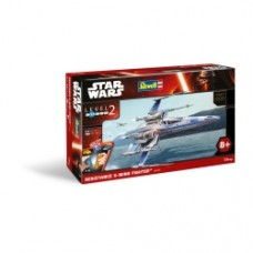 REVELL Level 2 Resistance X-Wing Fighter