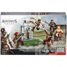 Mega Bloks Assassin's Creed Borgia Guard New Pack