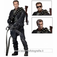 NECA Terminator 2 - 7 Inch Action Figure Ultimate Terminator T-800