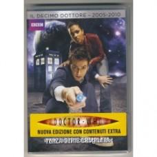 Doctor Who - stagione 03 DVD NUOVA EDIZIONE