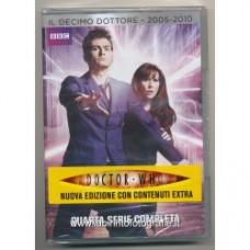Doctor Who - stagione 04 DVD NUOVA EDIZIONE
