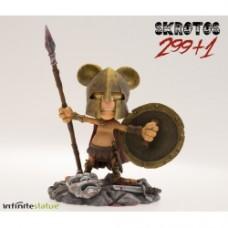 RAT-MAN - Skrotos Statue