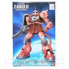 Bandai FG series Mobile Suit Gundam Ms-06s char's Zaku II
