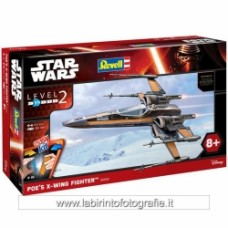Revell Star Wars The Force Awakens: Easykit: Poe's X-Wing Fighter 06692
