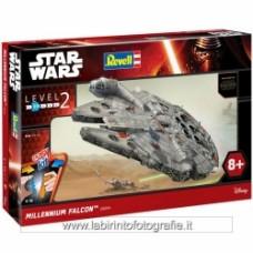 Revell Star Wars The Force Awakens: Easykit: Millennium Falcon 06694