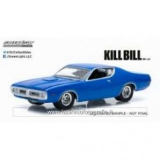 1971 Dodge Charger Kill Bill #2 (2004), Hollywood serie