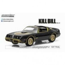 1979 Pontiac Firebird Trans Am Kill Bill #2 (2004), Hollywood series