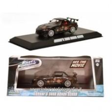 GreenLight Fast and Furious JOHNNY'S 2000 HONDA S2000