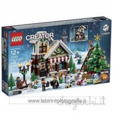 Negozio di giocattoli invernale -Lego Creator 10249
