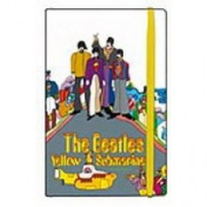 beatles yellow submarine notes con elastico