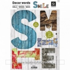 Decor Words - Smile