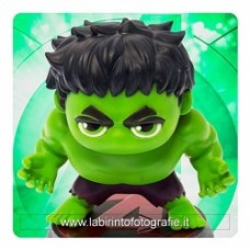 Avengers Age of Ultron Bobble Head Hulk Dragon Models