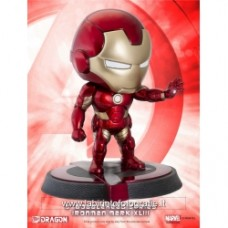 Avengers Age of Ultron Bobble Head Iron man Dragon Models