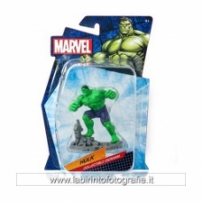 Hulk Marvel Heroes Diorama Figure The Avengers