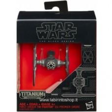 Star Wars: The Force Awakens Black Series Titanium Firsrt Order TIE Fighter
