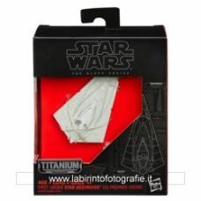 Star Wars: The Force Awakens Black Series Titanium Firsrt Order Star Destroyer