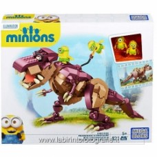 Mega Bloks - Minions Dino Ride Building Kit