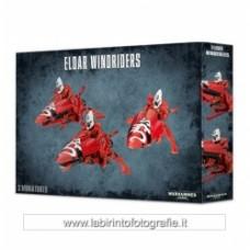 Warhammer 40.000 Eldar Windriders