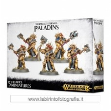 Warhammer - Paladin Retributors