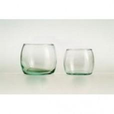 bicchieri bassi panciuti