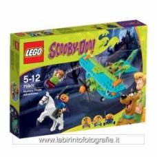 Lego Scooby Doo Mystery Plane Adventures