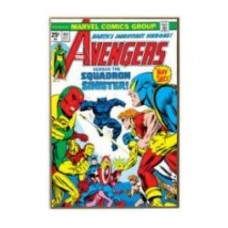 Avengers Nuff Said Wood Wall Sign