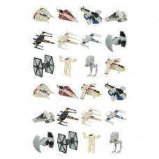 Star Wars The Force Awakens MicroMachines Blind Bag Vehicles Wave 2