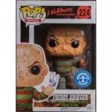 Freddy Krueger Movie Pop! exclusive