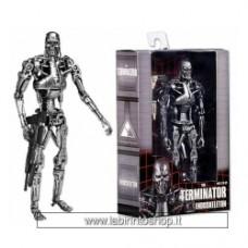"""Terminator - 7"""" Action Figure - T-800 Endoskeleton"""