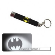 Batman Bat-Signal Flashlight Key Chain