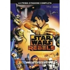 Star Wars Rebels - Stagione 1 (3 DVD)