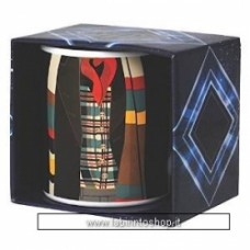 DOCTOR WHO TAZZA MUG 4TH DOCTOR