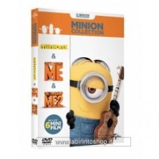 Cofanetto MINIONS COLLECTION 3 DVD